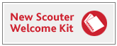 New Scouter Welcome Kit